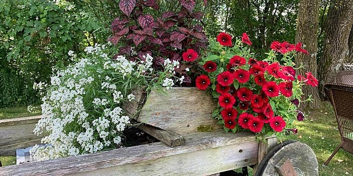 Fundraiser Garden Walk image