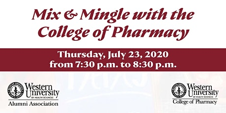 Mix & Mingle with the College of Pharmacy tickets