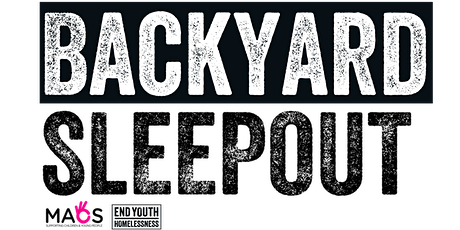 Backyard Sleepout 2020 tickets