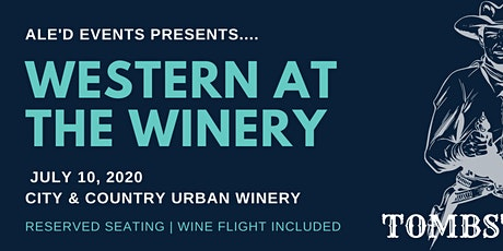 Western at the Winery tickets