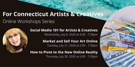 ARTISTS ONLINE: A NEW WORKSHOP SERIES tickets
