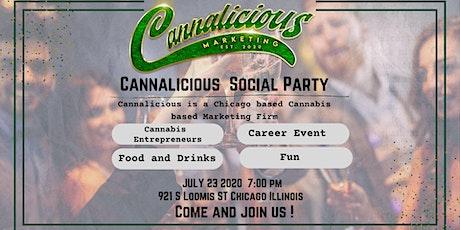 Cannalicious Social Party tickets