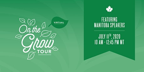 Virtual On the Grow - Manitoba tickets