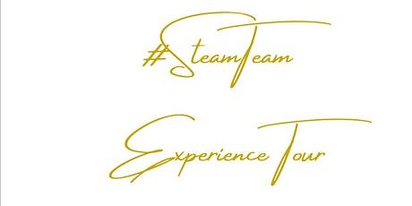 SteamTeam Experience tickets