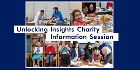 Unlocking Insights Charity Information Session tickets