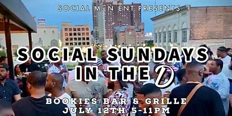 Social Sundays In The D tickets