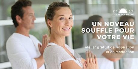 Au-delà du Souffle - Paris billets