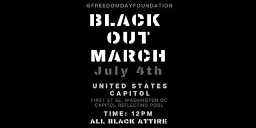 Black Out March
