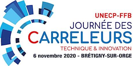 JOURNÉE DES CARRELEURS 2020 billets