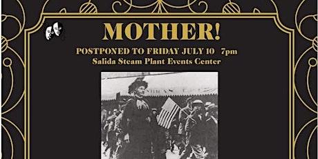 Mother! Rescheduled tickets