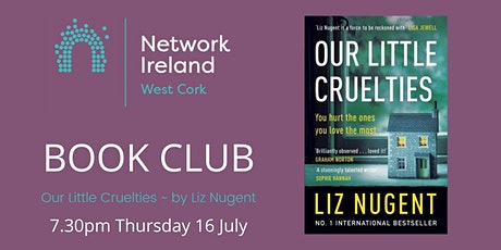 Network Ireland West Cork BOOK CLUB tickets