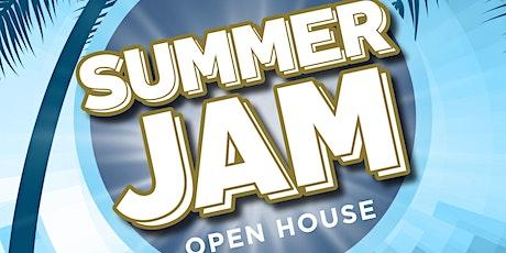 Summer Jam Open House tickets