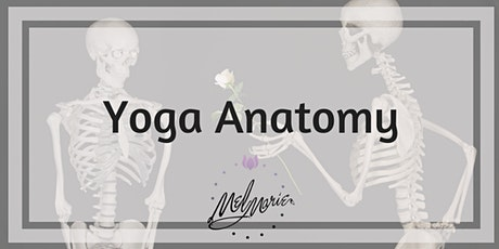 Yoga Anatomy tickets