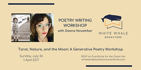 Writing Workshop: Tarot, Nature, and the Moon w/ Deena November tickets