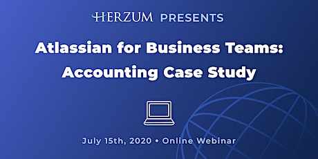 Atlassian for Business Teams: Accounting Case Study tickets