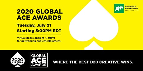 2020 Global ACE Awards tickets