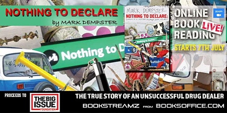 Nothing to Declare by Mark Dempster tickets