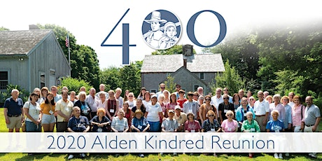 2020 Alden Kindred Annual Reunion, July 31 & August 1 tickets