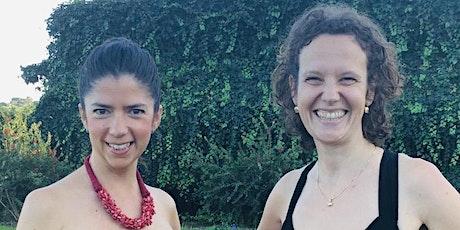 JUEVES 16/07 h  19:00  Paula Nogueira, soprano y Montse Pujol-Dahme, piano. entradas