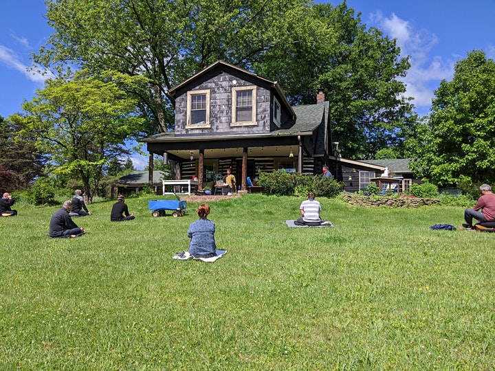 Buddhist Society of Pittsburgh Gathering image