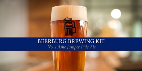 Beerburg Brew Kit tickets