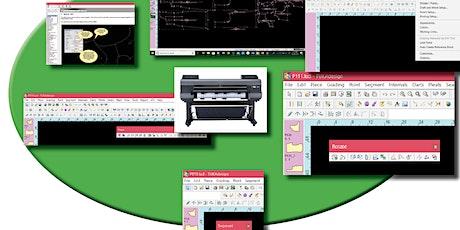 CAD Patternmaking 201 (online) tickets