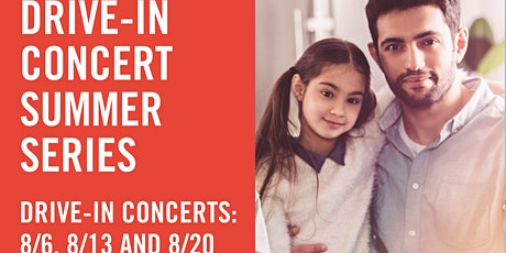Drive-In Concert at The Shops at Montebello tickets