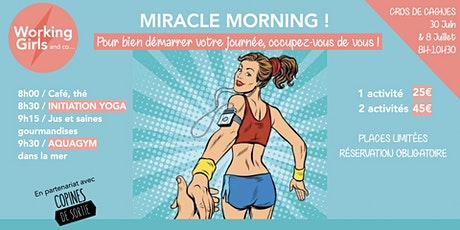 Miracle Morning billets