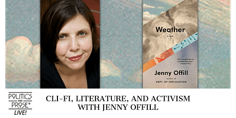 P&P Live! Cli-fi, Literature, and Activism with Jenny Offill tickets