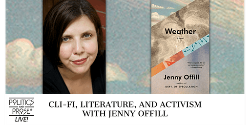 Climate Change, Literature, & Activism with Jenny Offill