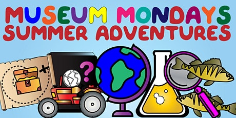 Museum Mondays Summer Adventures - Pirate Camp tickets