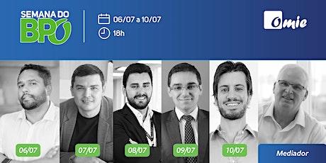 Semana do BPO Financeiro bilhetes