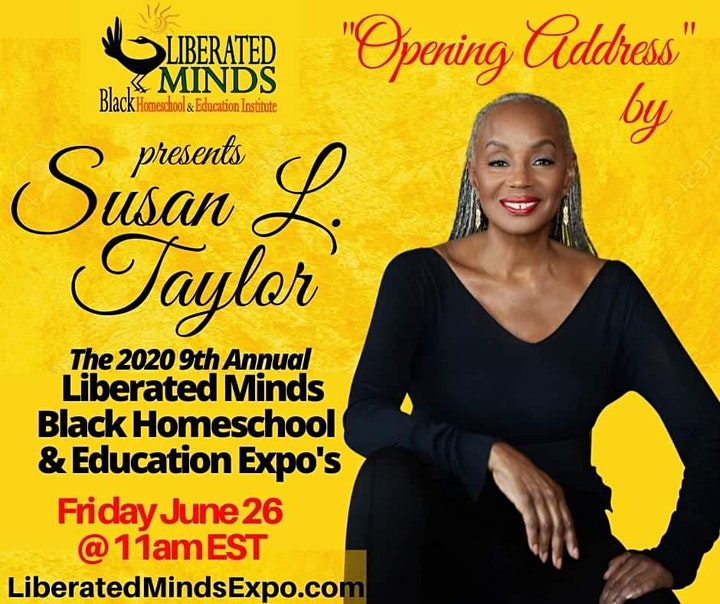 2020 9th Annual Liberated Minds Black Homeschool & image