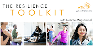 SOLD OUT - Intro to The Resilience Toolkit | 4pm PDT