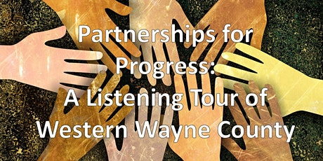 Partnerships for Progress: A Listening Tour tickets