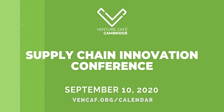 Supply Chain Innovation - CONFERENCE tickets