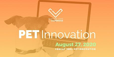 Pet Innovation tickets