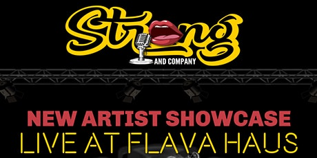 Strong & Company New Artist Showcase tickets