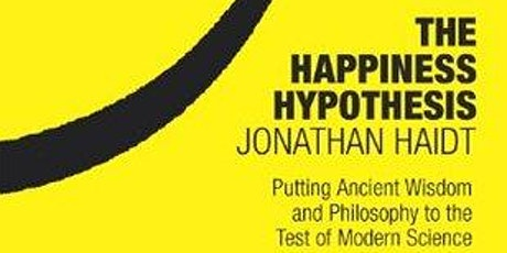 EBBC Antwerp - The Happiness Hypothesis (J. Haidt) tickets