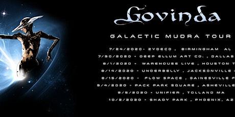 7.25.20: GOVINDA at Alabama Music Box tickets