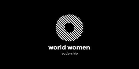 World Women Leadership bilhetes
