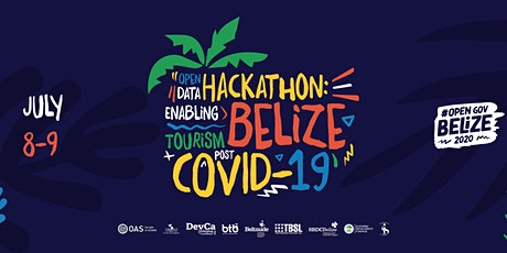 Open Data: Enabling Tourism in Belize Post COVID-19 tickets