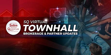 SQ Virtual Townhall - Session #11 - Jul 15 tickets
