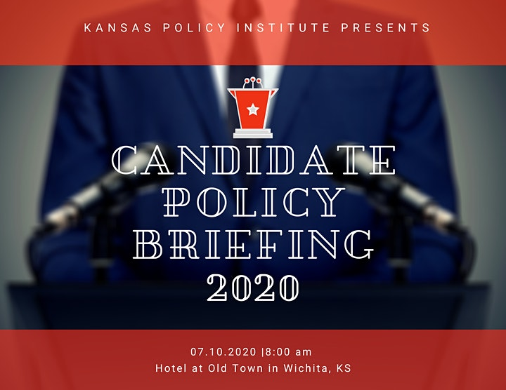 Candidate Policy Briefing - Wichita image