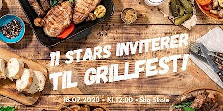 11 Stars Grillfest tickets