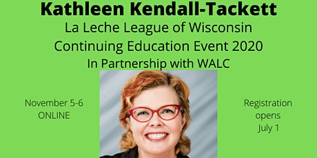 La Leche League of WI Continuing Education Webinar 2020 tickets