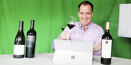 SIP Virtual Wine Tastings with Winemakers Tickets