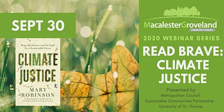 2020 Mac-Grove Webinar: Read Brave - Climate Justice tickets