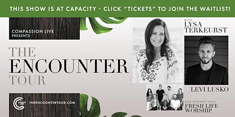 The Encounter Tour    Lubbock, TX tickets