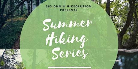 Summer Hiking Series tickets